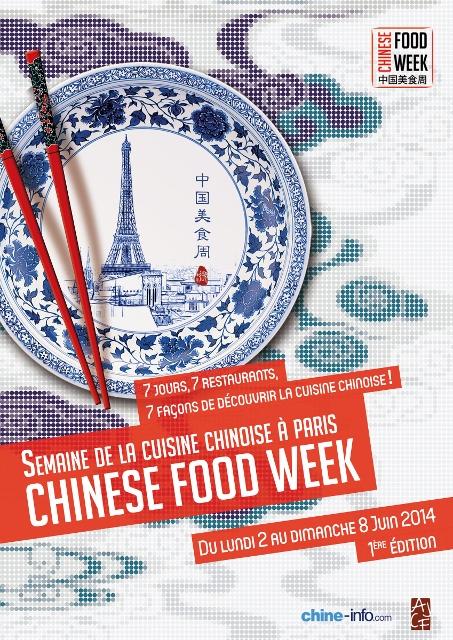 La Semaine de la Cuisine Chinoise : un voyage culinaire à travers la Chine sans quitterParis
