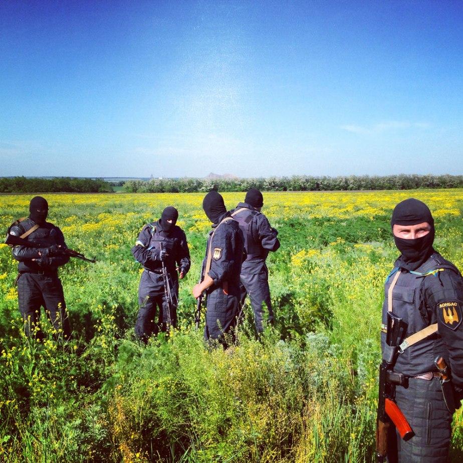#LightboxFF: Brendan Hoffman in EasternUkraine