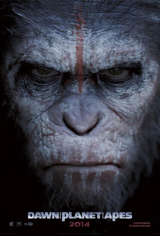 Nouvelle bande-annonce pour La Planète des Singes : L'Affrontement !