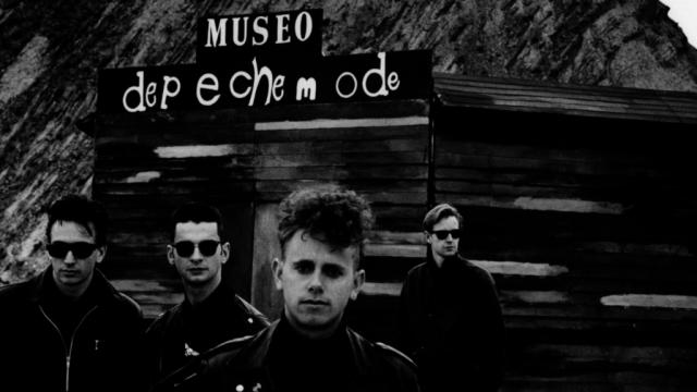 Depeche Mode PIMPF  - MUSEO