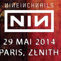 Concert du Jour : Nine Inch Nails au Zenith deParis