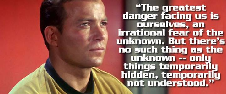 Citations de Star Trek