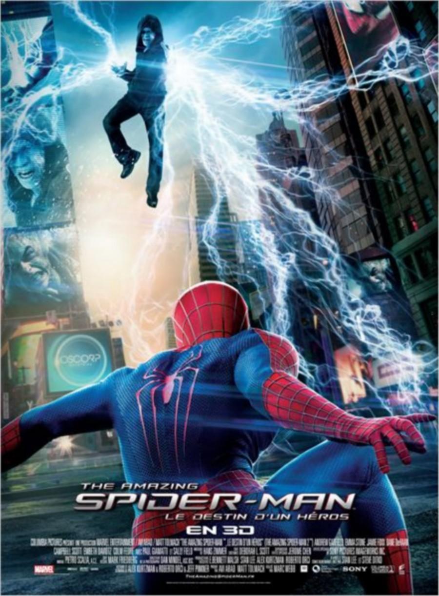 The Amazing Spider-Man : le destin d'un héros, de Marc Webb[Critique]