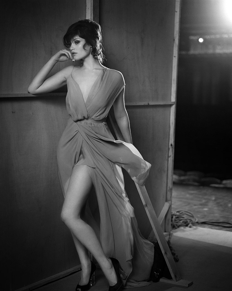 Sexy_Gemma Arterton by Vincent Peters