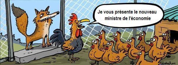 Ministre économie
