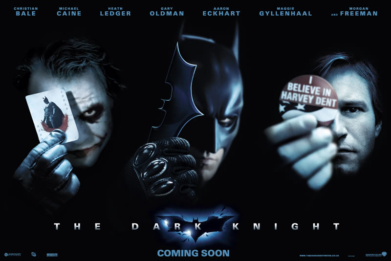 Film : Dark Knight  – ma critique
