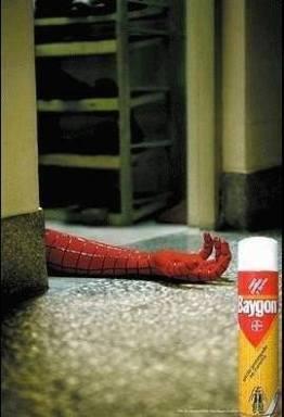 pauvre Spider-Man
