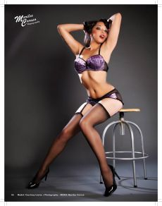 Pin up @Retrolovely-Kat Club : Courtney Louise,