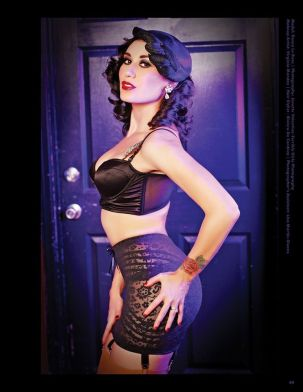 Pin up @Retrolovely-Kat Club : Deary Lurose