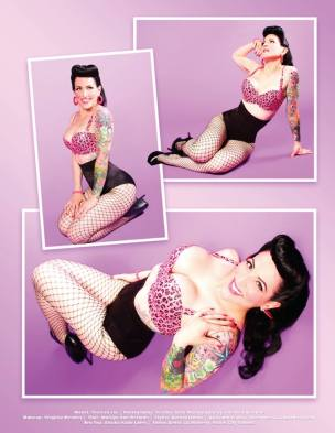 Pin up @Retrolovely-Kat Club : Theresa Joe