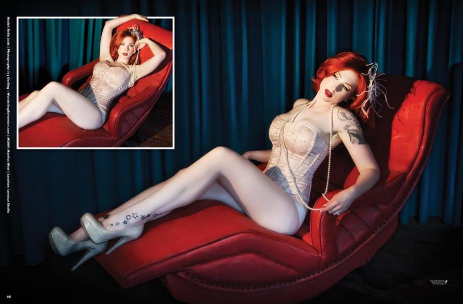 Pin up : Bella Jade