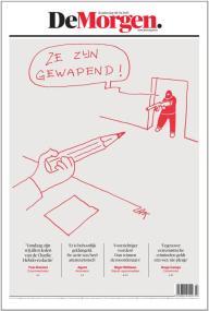 CharlieHebdo_183_DeMorgen