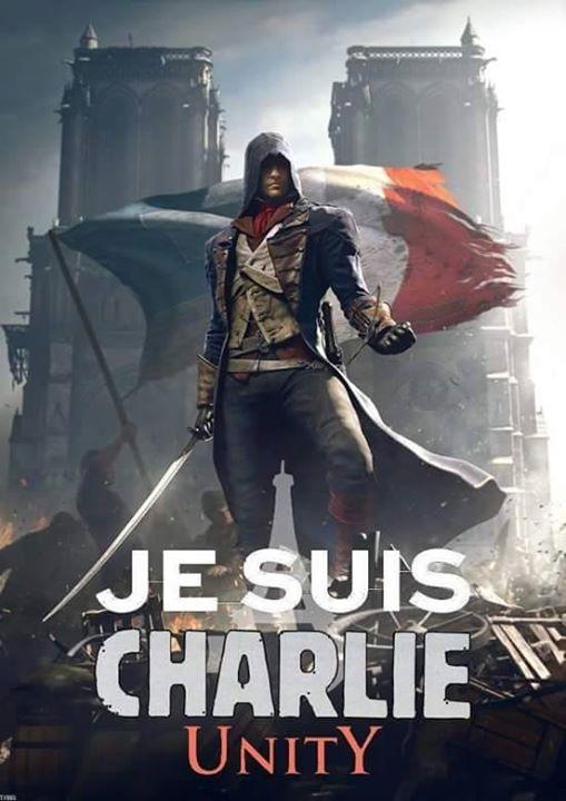 JesuisCharlie_Unity