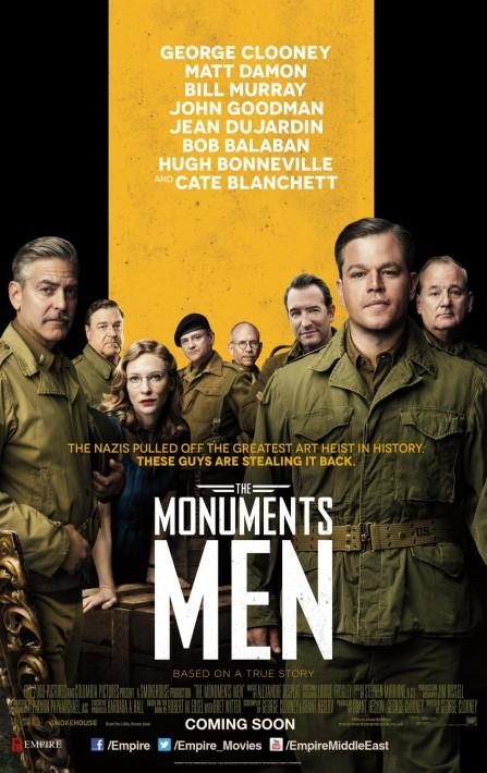 Monuments_Men_ffiche