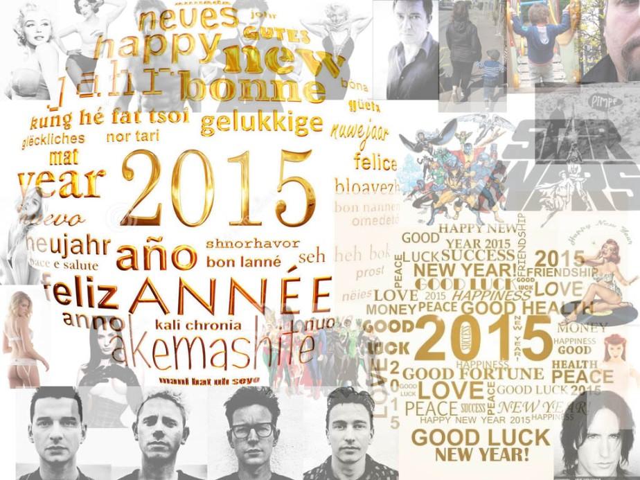 Happy New Year 2015 from Pimpf Bonne et heureuse année 2015 de la part de Pimpf