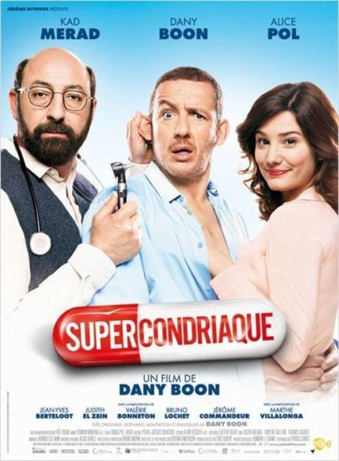 Supercondriaque-affiche