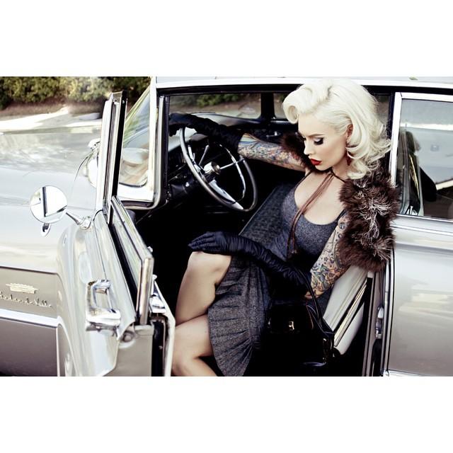20150220 – Pin up :  Sexy Sabina Kelley –Selection