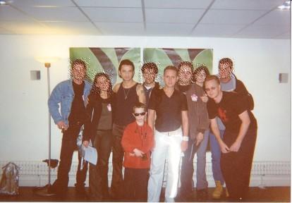 Depeche Mode Lyon 2001
