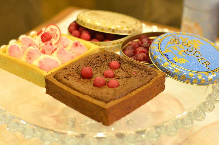 tartes saint valentin