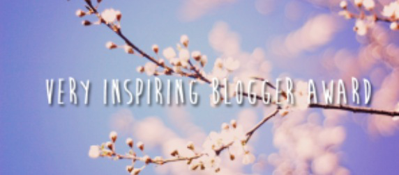 20150302 – TAG  : Very Inspiring Blogger's Award – My Blogs Selection / Ma sélection de blogs
