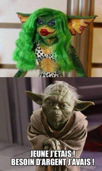 Le jeune Yoda