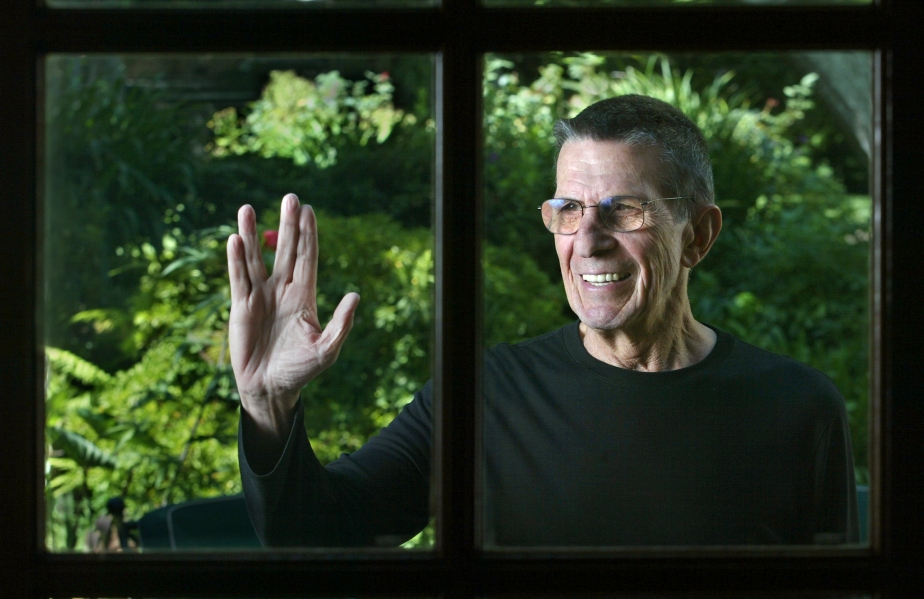 Remembering Leonard Nimoy on his birthday: Spock's legacy lives long, and weprosper