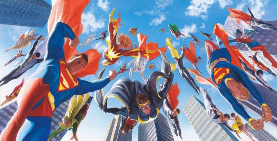 20150323 – Liste des comics adaptés aucinéma