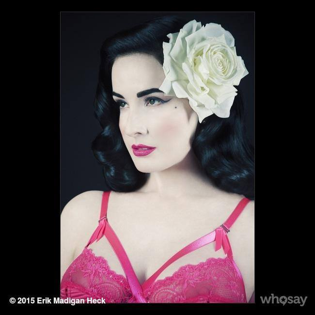 20150304 – Pin up : Dita Von Teese – 01