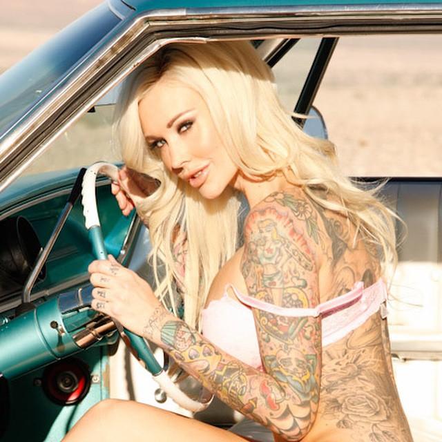 20150304 – Pin up : SabinaKelley