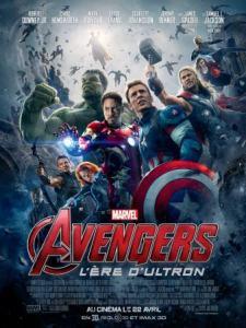 Avengers 2 L'Ere d'Ultron Affiche