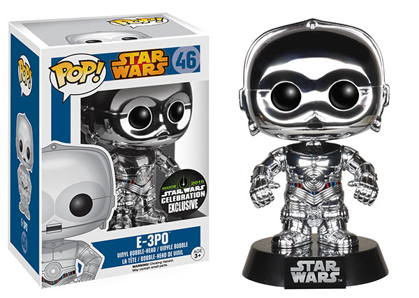 Funko's Star Wars Celebration 2015 FIRST ANNOUNCEMENT!