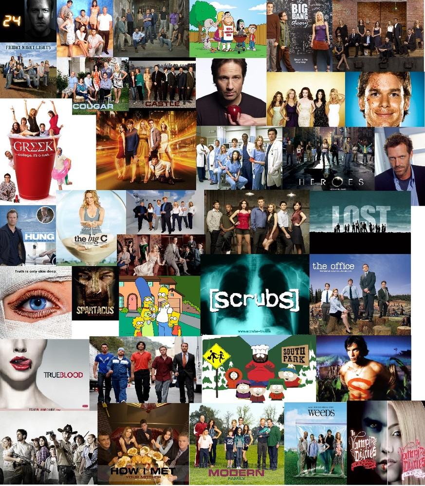 Top Five Séries Addict#TFSA
