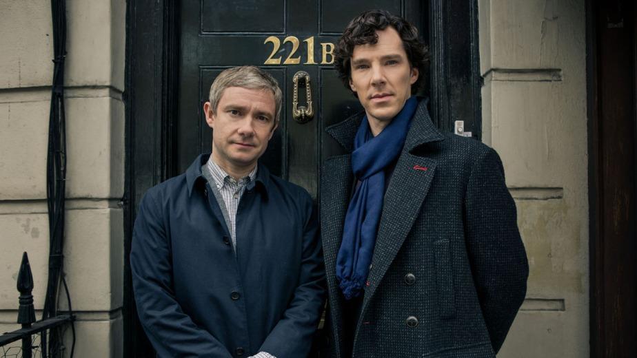 Steven Moffat Wants You To Know That 'Sherlock' Is Definitely NotGay