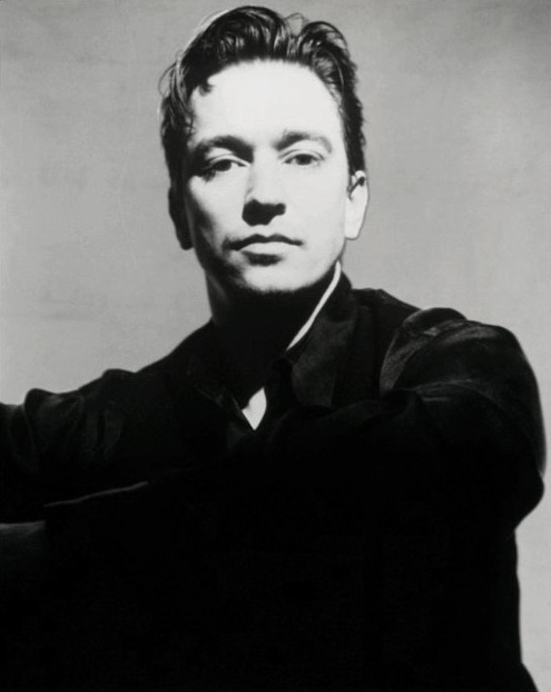 20150420 – Photos : Alan Wilder  back in the past