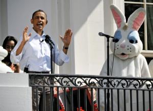 Barack and Harvey