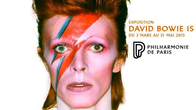 20150427 – Personnel : « David Bowie Is' @Paris – Philharmonie de Paris … mon compte rendu de l'exposition