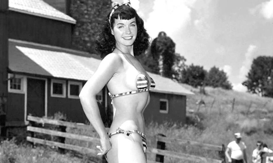 20150406 – Pin up : Bettie Page