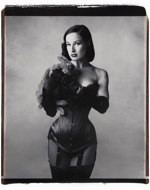 20150406 – Pin up :  Dita Von Teese