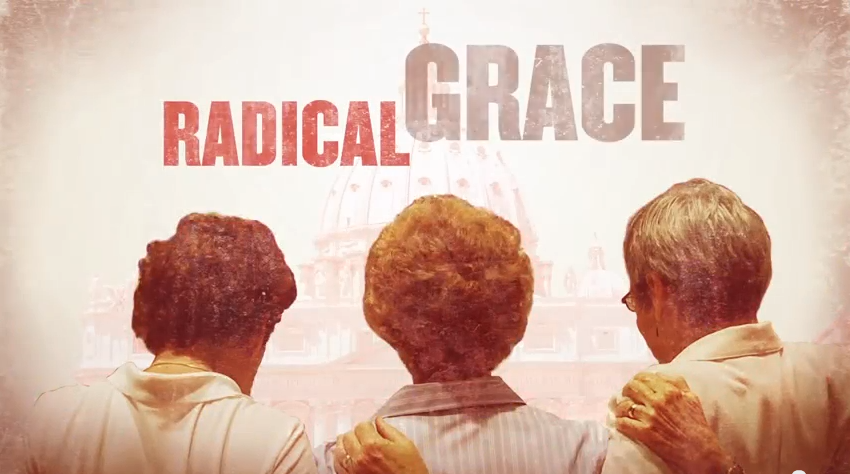 Radical Grace: Reconciling the feminist with the Catholic inside me
