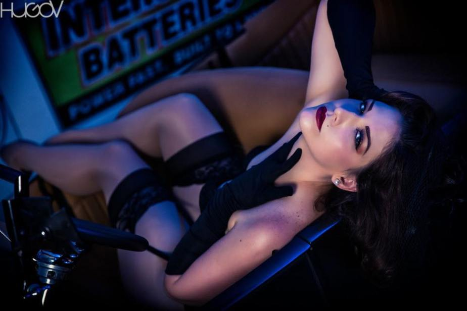 20150516 – Pin up : Samantha Sweets