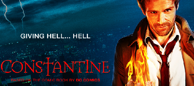 NBC Cancels Constantine. Show May Resurrect Elsewhere.