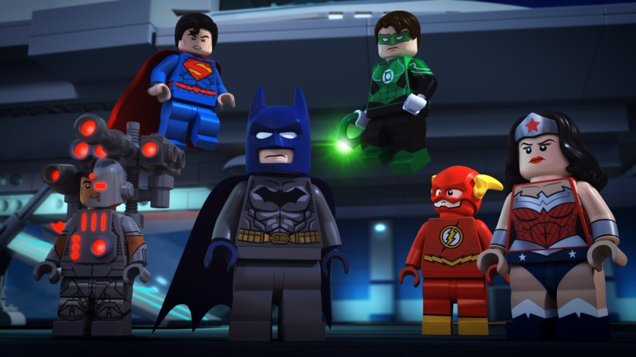 LEGO DC Super Heroes – Justice League: Attack of the Legion of Doom!