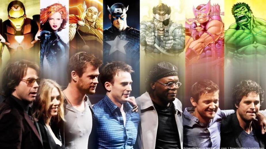 20160401 – News : Marvel et DC Comics s'associent pour un crossover Avengers/Justice League ! sur OrangeCinéma