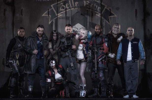 Suicide Squad: Official full cast photoreleased