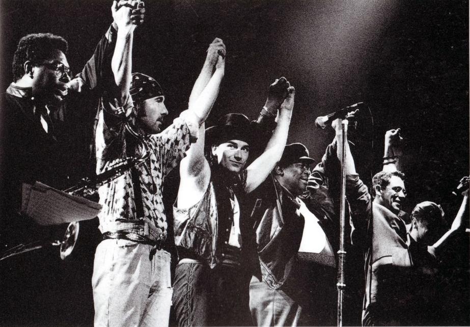 20150516 – Musique / vidéo : B.B. King et U2 : » When Love comes to town»