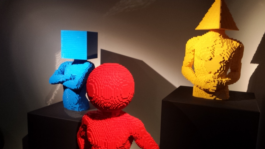 20150514 – Visite de l'exposition :  l'incroyable art du LEGO – The art of the  BRICK  par Nathan Sawaya