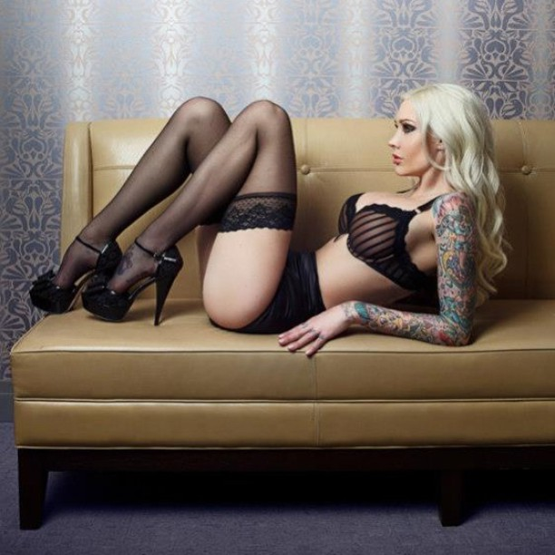 20150623  – Pin up : Sabina Kelley