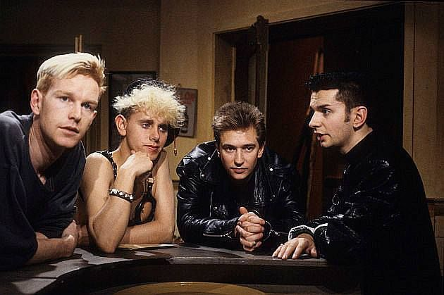 20150802 – Depeche Mode  – Photo Selection