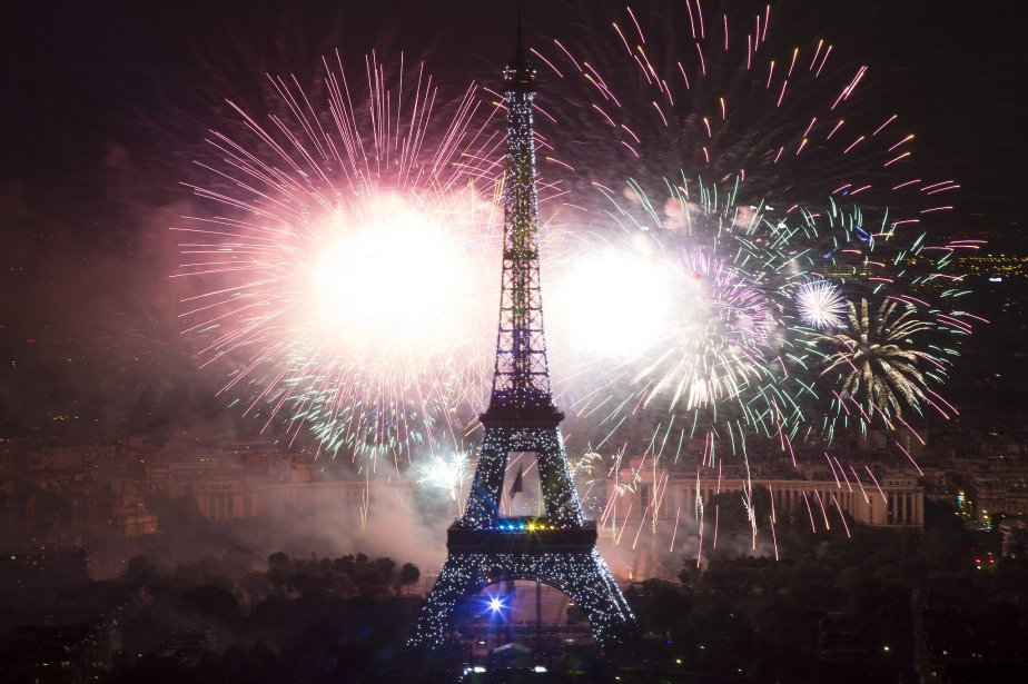 20150714 – Bonne fête Nationale / Happy Bastille day to all french around the world :)