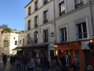 Quartier Abbesses